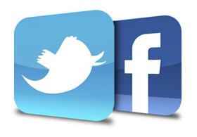 Resmi Facebook ve Twitter Hesaplarımız
