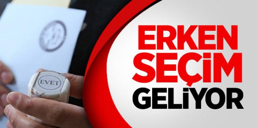 Erken seçim 2018: YSK seçim takvimini açıkladı