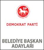 DP'nin Kesinleşen Bitlis Belediye Başkan Adayları