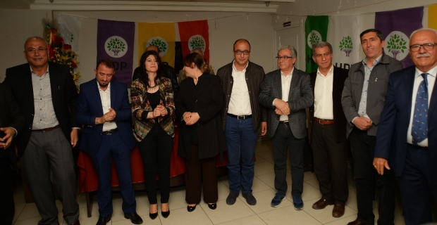 HDP Bitlis milletvekili aday adayları