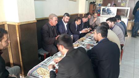 Hür Aday Karakaya Bitlisli esnaf kan ağlıyor