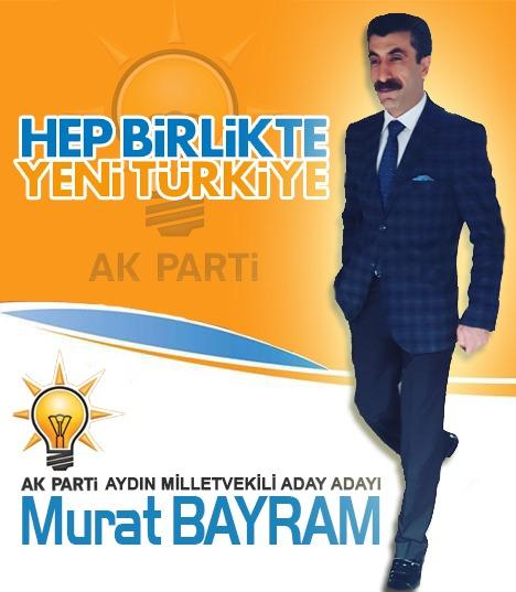 Aydın'da Bitlis'li Milletvekili Aday Adayı: Murat Bayram kimdir?